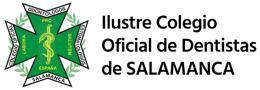 logotipo web colegio dentistas salamanca