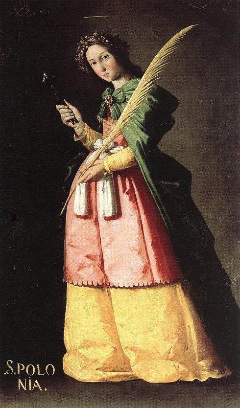 Santa Apolonia