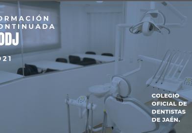 Webinar GRATUITA Col. Dentistas Jaén-26 de Junio